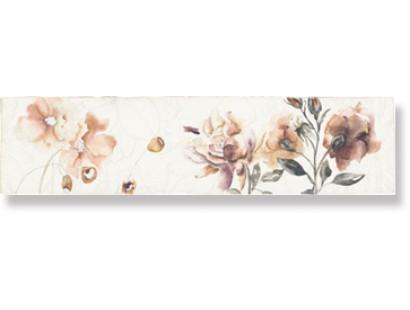 Декор Ape Vintage Dec Vero Ii White 7,5x30 см