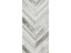 Керамогранит Ascot Rafters Chevron White Rett 60x120 см