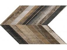 Декор Ascot Rafters Freccia. Ascot Rafters Dark 40x33 см