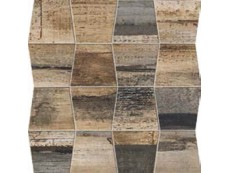 Мозаика Ascot Rafters Mos.Trapezi Ascot Rafters Dark 30x30 см