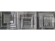 Декор Ceramiche Brennero Dec.Tre-Di Perla Trepef 25x25 см
