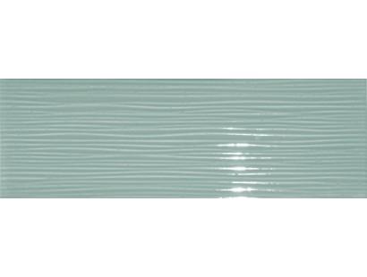 Плитка Ceramiche Brennero Rev.Onda Marina Lucida Omal 25x75 см