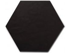Керамогранит Equipe Scale Hexagon Black Matt (23114) 11,6x10,1 см