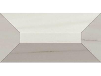 Бордюр Marazzi Allmarble Lasa Fascia 3D Lux 15x30 см