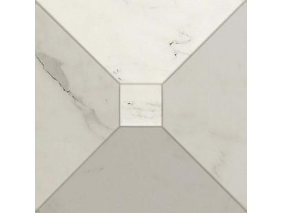 Вставка Marazzi Allmarble Altissimo Tozzeto 3D Lux 15x15 см