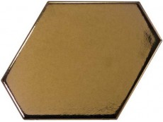 Плитка Equipe Scale Benzene Metallic (23835) 10,8x12,4 см