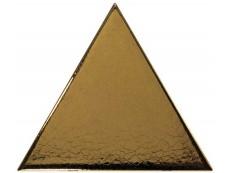 Плитка Equipe Scale Triangolo Metallic (23823) 10,8x12,4 см