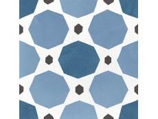 Керамогранит Equipe Caprice Deco D.C.Sapphire Colours 20x20 см