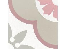 Керамогранит Equipe Caprice Deco D.C.Flower Pastel 20x20 см