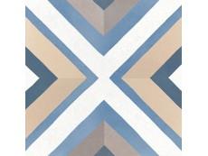 Керамогранит Equipe Caprice Deco D.C.Square Colours 20x20 см