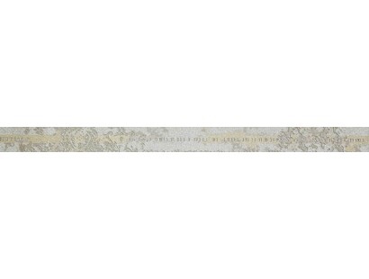 Бордюр Ceramiche Brennero ListelloMetallikTaupe 4x60 см