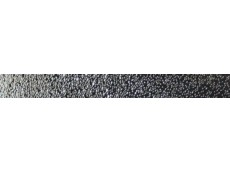 Бордюр Ceramiche Brennero Goldeneye Listello Strass Dark Black 5x50,5 см