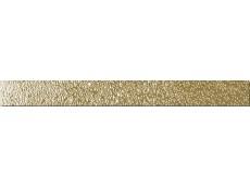 Бордюр Ceramiche Brennero Goldeneye Listello Strass Gold 5x50,5 см