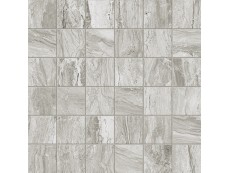 Мозаика Ascot Gemstone Mix Silver Rett ( 36Pz ) 29,1x29,1 см