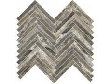 Мозаика Ascot Gemstone Lisca Taupe Lux 30x33 см