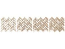 Мозаика Ragno Terracruda Mosaico Degrade Sabbia/Luce 33,2x128,8 см