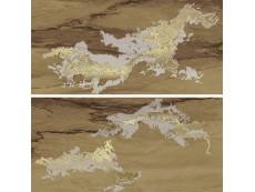 Декор Ceramiche Brennero Venus Dec. Solitaire Visone 30x60 см