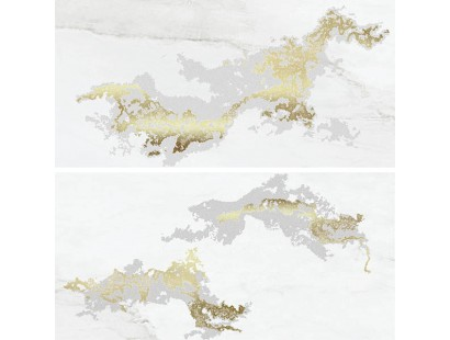 Декор Ceramiche Brennero Venus Dec. Solitaire White 30x60 см