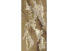 Декор Ceramiche Brennero Venus Dec. Solitaire Gold-Visone 60x120 см