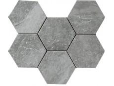 Керамогранит Ragno Bistrot Crux Grey (R4TE) 18,2x21 см