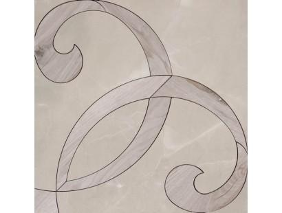 Декор ABK Grace Decoro Intarsio Pulpis 60x60 см