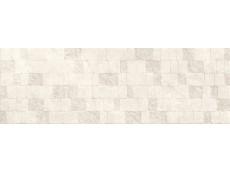 Плитка R6NN Ragno Coliseum Avorio Str Domino 3D Ret 32,5x97,7 см