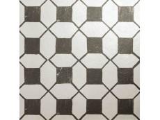 Декор Ragno A_Mano Bianco Decoro Tappeto 1 R6NT 20x20 см
