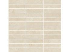 Мозаика Italon Genesis White Mosaico Grid 30x30 см