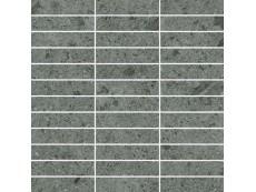 Мозаика Italon Genesis Grey Mosaico Grid 30x30 см