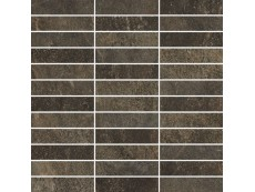 Мозаика Italon Genesis Brown Mosaico Grid 30x30 см
