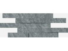 Декор Italon Genesis Silver Brick 3D 28x78 см