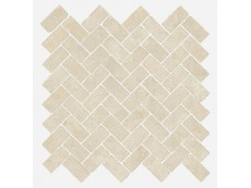 Мозаика Italon Genesis White Mosaico Cross 31,5x29,7 см