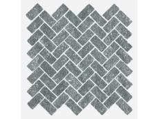 Мозаика Italon Genesis Silver Mosaico Cross 31,5x29,7 см