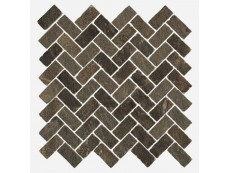 Мозаика Italon Genesis Brown Mosaico Cross 31,5x29,7 см
