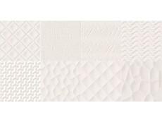 Декор  Italon Play White Ret 15x15 см