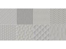 Декор  Italon Play Silver Ret 15x15 см