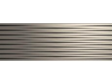 Плитка Marazzi Essenziale Struttura Drape 3D Metal 40x120 см