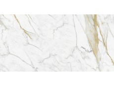 Керамогранит Ragno Bistrot Calacatta Michelangelo Rett (R50C) 75x150 см