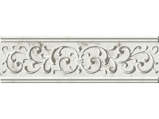 Бордюр Italon Charme Extra Carrara Listello Empire 7,2x25 см