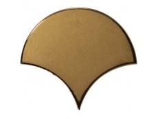 Плитка Equipe Scale Fan Metallic (23842) 10,6x12 см