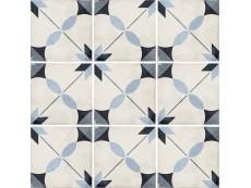 Керамогранит Equipe Art Nouveau Arcade Blue (24411) 20x20 см