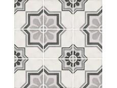 Керамогранит Equipe Art Nouveau Capitol Grey (24413) 20x20 см