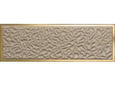 Декор Versace Gold Marrone Combi Acq.Cor (68843) 25x75 см