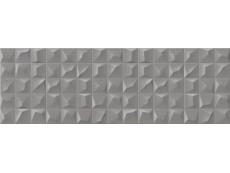 Плитка Cifre Cromatica Kleber Antracita Brillo 25x75 см