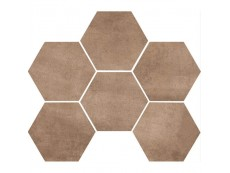 Керамогранит Marazzi Clays Earth 21x18,2 см