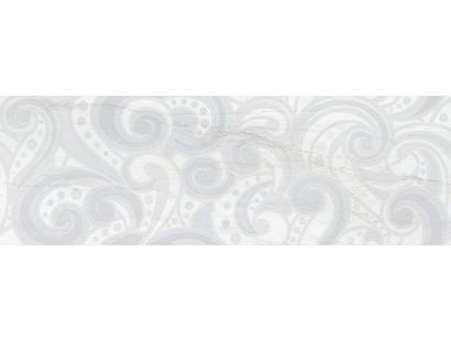 Декор Ceramiche Brennero Dec. Elegance Gold White 25x75 см