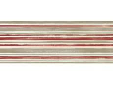 Декор Ragno Frame Decoro Righe Cream (R50S) 25x76 см