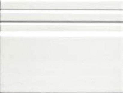 Бордюр Ascot New England Bianco Alzata 25x33,3 см