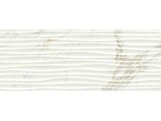 Керамогранит Ragno Bistrot Strut, Dune Calacatta Michelangelo (R4UM) 40x120 см
