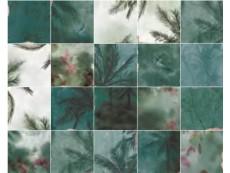 Плитка Souk Kasbah Mix Turquesa 13x13 см